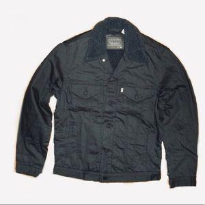Levi's Sherpa Lined Trucker Jacket